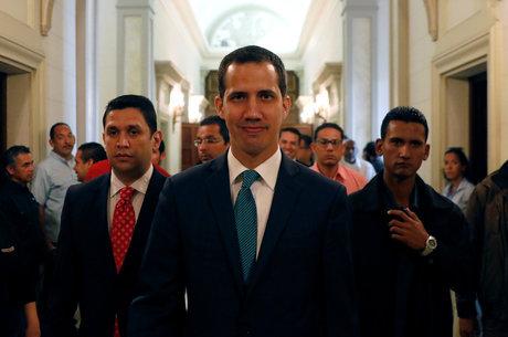 Guaidó se reune com membros da União Europeia