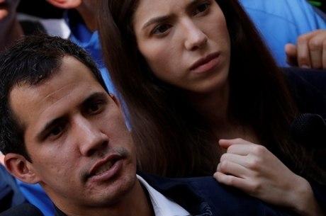 Juan Guaidó fez pronunciamento nas redes