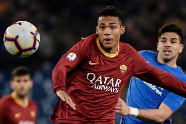Juan Jesus - Roma (Itália) - Zagueiro - 26 anos - Contrato até:  30/06/2021