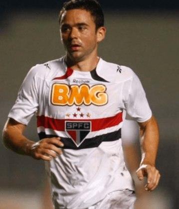 Juan - jogou no clube entre 2011 e 2013 - acordo de R$ 2,399 milhões