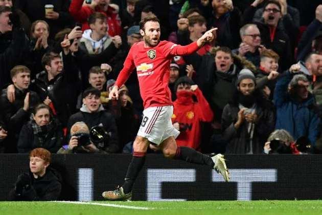 Juan Mata - Manchester United - 33 anos - Meia - Contrato até: 30/06/2021