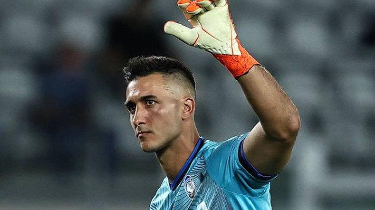Juan Musso - 27 anos - Atalanta - Goleiro: contratado na atual janela pela Atalanta em uma operação de 20 milhões de euros junto à Udinese. (Sua convocação pode ser afetada)
