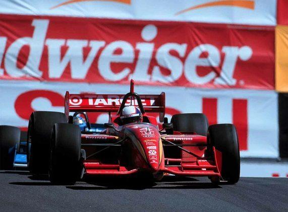 Juan Pablo Montoya conquistou o título de 1999 da CART pela Ganassi
