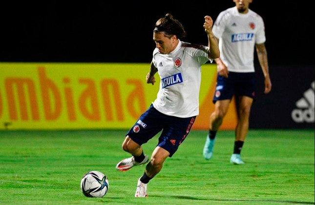 Juan Quintero (Colômbia) - 28 anos - Meia - Clube: Shenzhen (China) - Valor de mercado: 6 milhões de euros (R$ 37,5 milhões).