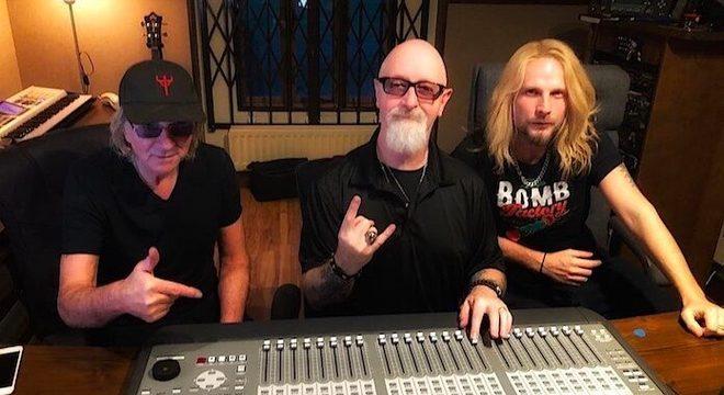 Judas Priest está compondo novo disco, avisa guitarrista