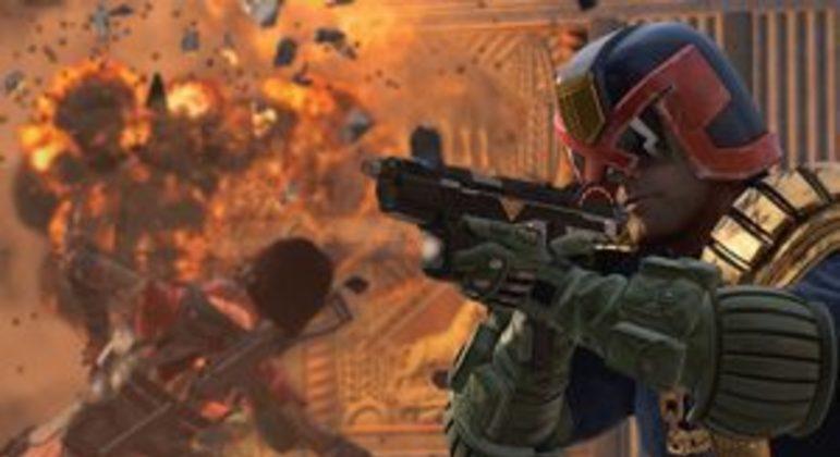 Judge Dredd entra na arena de Call of Duty: Black Ops Cold War e Warzone