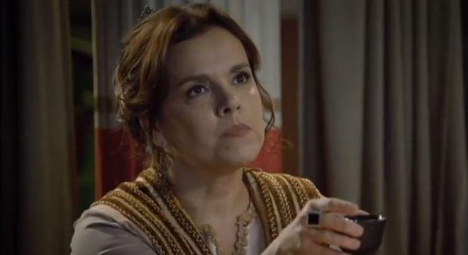 Judite é flagrada com Gestas e implora para que Anás não conte a Caifás