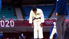 Mesmo derrotada, Ketleynse vê melhor do que no bronze em 2008