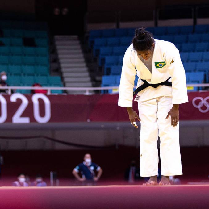Ketleyn, de 33 anos, participou de sua segunda edição de Jogos Olímpcos