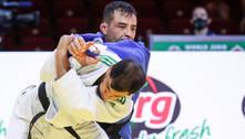 Judoca que não quis lutar contra israelense é suspenso por 10 anos
