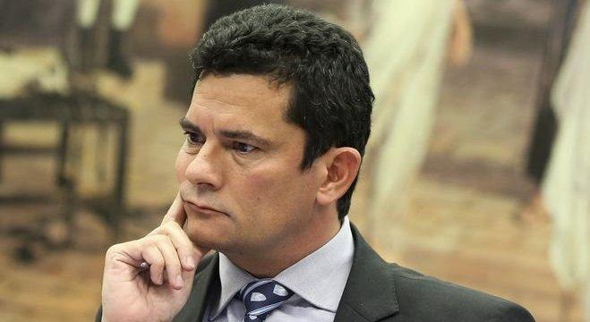 O juiz Sérgio Moro aceitou o convite de Bolsonaro para ser ministro na quinta (1º)