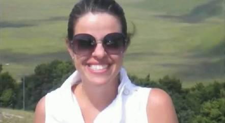 Viviane Vieira do Amaral Arronenzi, assassinada a facadas pelo ex