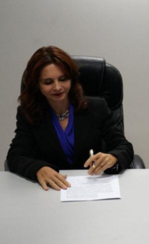 Juíza Louise Filgueiras