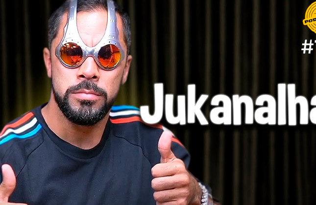 Jukanalha - Youtuber com um canal de futebol com 1,11 milhões de inscritos, ele é assumidamente são paulino.