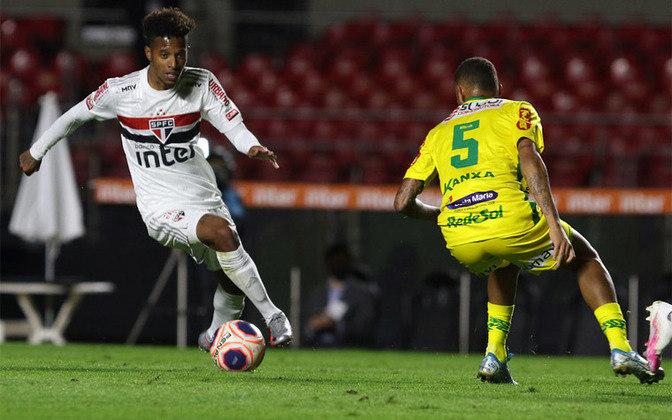 Julho - Voltando as competições, o São Paulo retomou a disputa do Campeonato Paulista. Porèm, nas quartas de final, o Tricolor deu vexame e foi eliminado em pleno Morumbi para o Mirassol, por 3 a 2. A eliminação causou revolta nos torcedores e dúvidas internas.