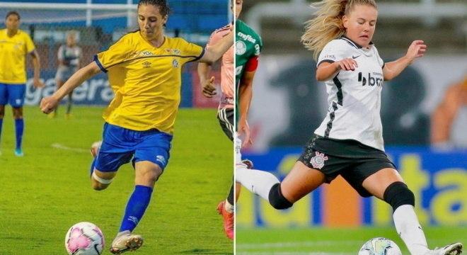 Julia, no Kindermann, e Andressinha, no Corinthians, são destaques da final