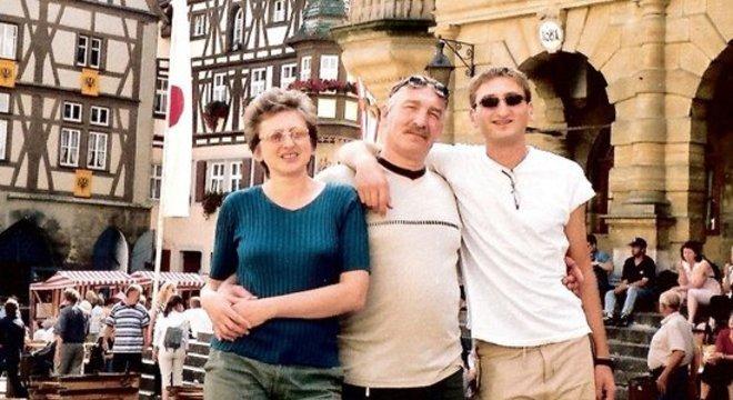 Julia, Vlad e Baruch na Alemanha: família tinha forte conexão, diz Liat, a partir de fotos que viu