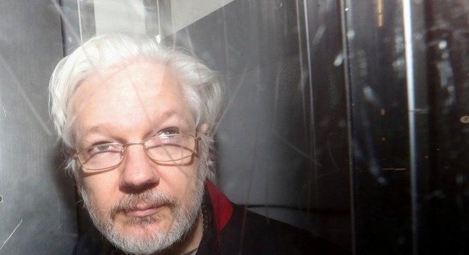 Assange pode ser condenado a 175 anos de prisão nos EUA