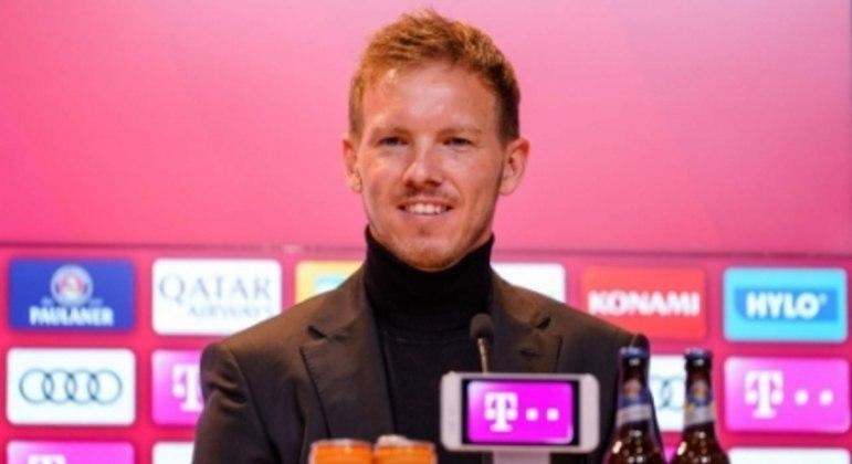 Julian Nagelsmann - Bayern de Munique