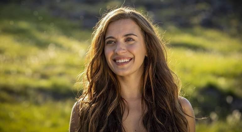 """Juliana Boller vive Eva em 'Gênesis"""", nova novela da Record"""