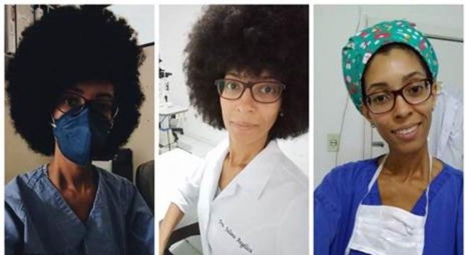 Juliana hoje é residente de oftalmologia no Hospital das Clínicas da Universidade Federal da Bahia, em Salvador