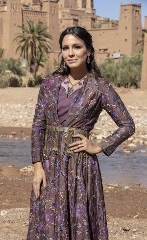 Juliana Knust interpretará a personagem Quila em Jezabel