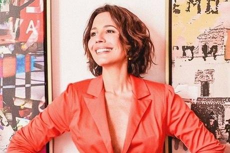 """Juliana Knust, protagonista de """"Ameaça Invisível"""""""