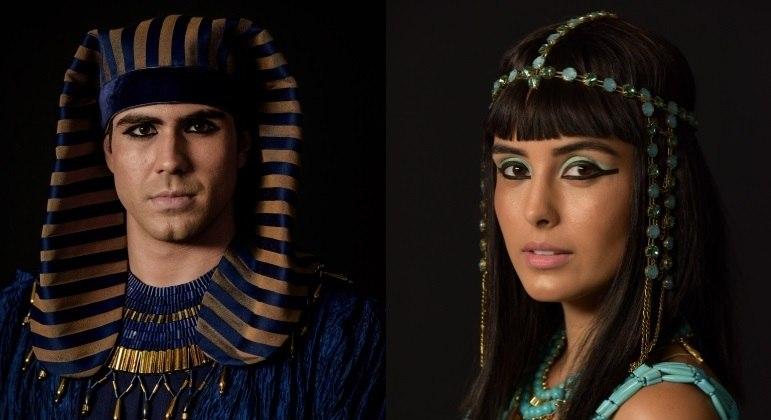 Juliano Laham viverá José do Egito, enquanto Letícia Almeida dará vida à Asenate em Gênesis