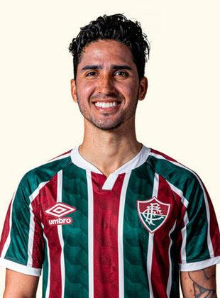 Igor Julião - lateral-direito - 26 anos - contrato até 31/12/2021