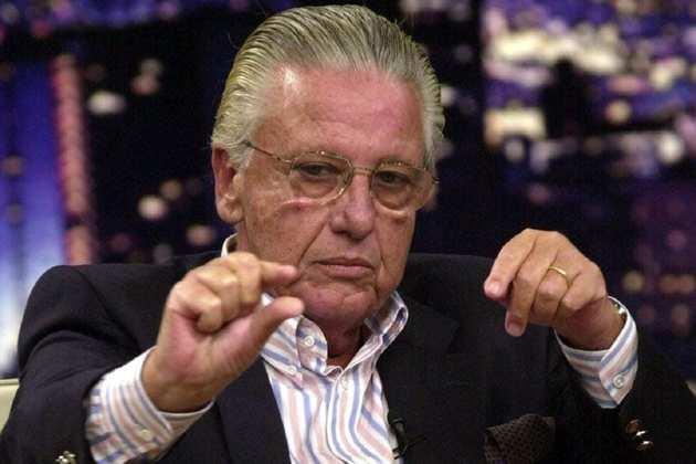 Julio Bozano, 84 anos - Fortuna estimada em 1,8 bilhão de dólares - Torcedor do Fluminense - Fonte da riqueza: Banco Bozano, Azul Linhas Aéreas - 38º colocado na lista de pessoas mais ricas do Brasil, segundo a revista Forbes.