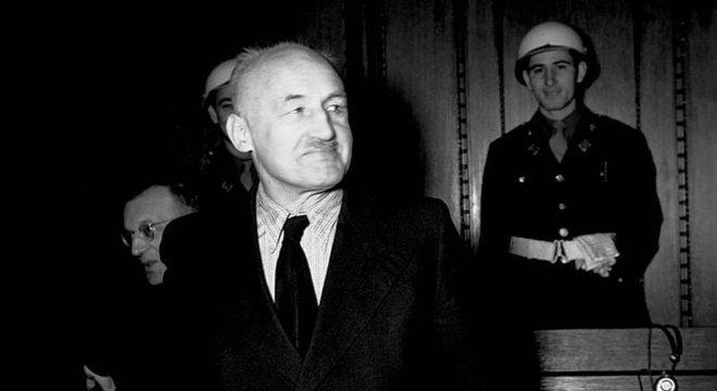 Julius Streicher era um indivíduo tão desagradável que até seus colegas o odiavam