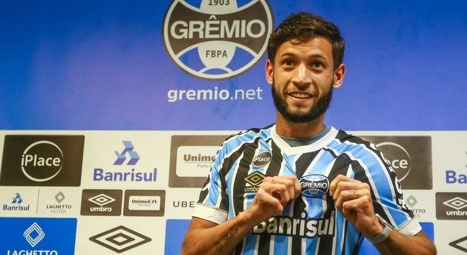 Juninho Capixaba diz realizar sonho de trabalhar com Renato Gaúcho ... 1d4927a98a2e3