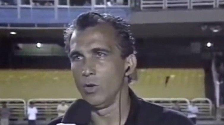 Juninho Fonseca - Treinou o Corinthians entre outubro de 2003 e fevereiro de 2004 - 17 jogos