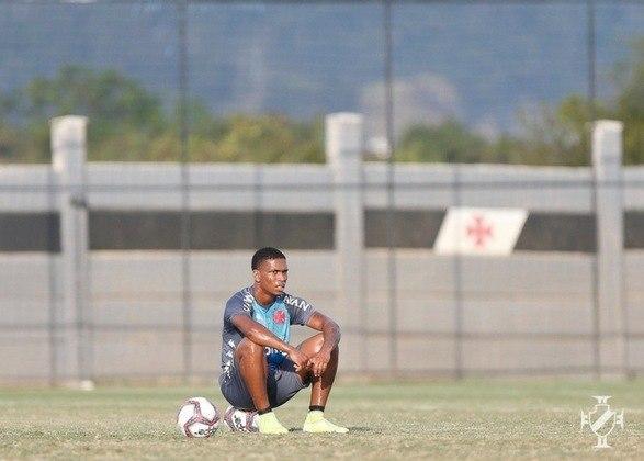 Juninho  (meio-campo) - 53 partidas pelo Vasco *O jogador voltou à equipe Sub-20 por decisão do Departamento de futebol.