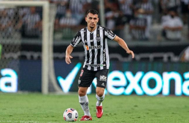 Junior Alonso (Atlético-MG): Zagueiro -  Convocado pela Seleção Paraguaia - Jogos que perderá: Chapecoense x Atlético-MG, Atlético-MG x Ceará e Atlético-MG x Santos