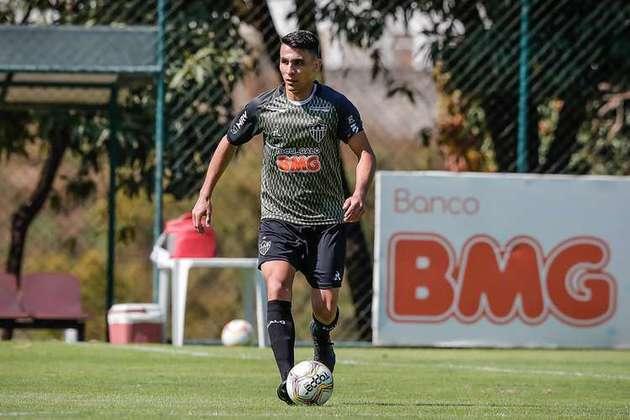 Junior Alonso - Clube: Atlético-MG - Seleção: Paraguai - Prováveis jogos que perderá: Fortaleza (30/05) - Brasileirão / Remo (02/06) - Copa do Brasil ida / Sport (06/06) - Brasileirão.