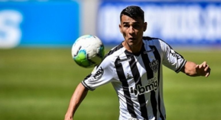 Junior Alonso tem sido dos jogadores mais regulares no Atlético-MG