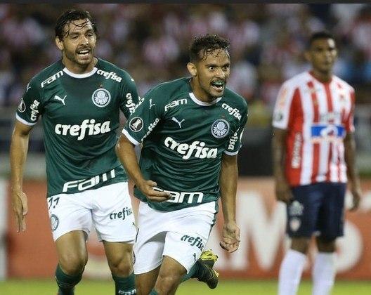 Júnior Barranquilla 0x2 Palmeiras - fase de grupos de 2019