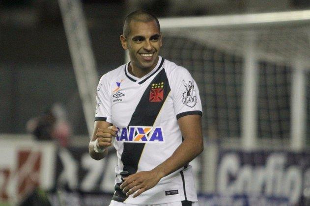Júnior Dutra - Hoje no Japão, ele passou pelo Vasco em 2016. Marcou somente um gol em 16 partidas.