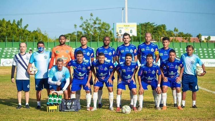 Júnior Fialho - 3 gols - Parnahyba - Campeonato Piauiense