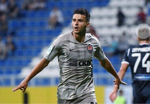 Junior Moraes tem feito muitos gols com a camisa do Shakhtar Donetsk. É outra possibilidade ofensiva que pode pintar na lista de Tite