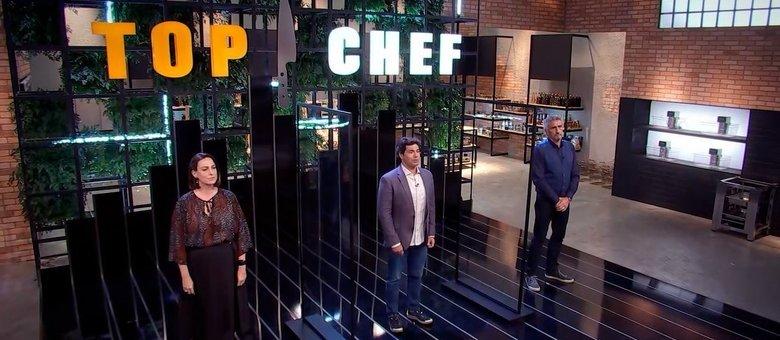 Jurados explicam as novas medidas de segurança na retomada das gravações do Top Chef Brasil