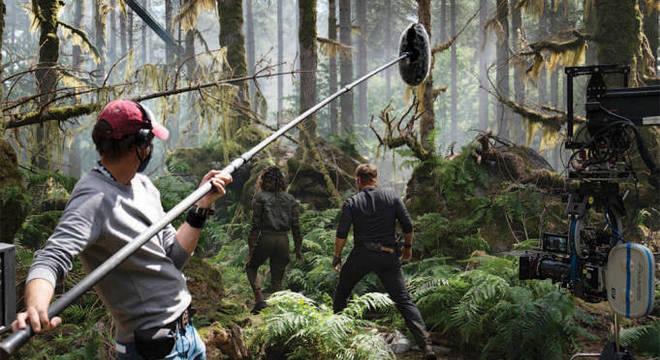 Suspensão foi a segunda de um grande filme de Hollywood