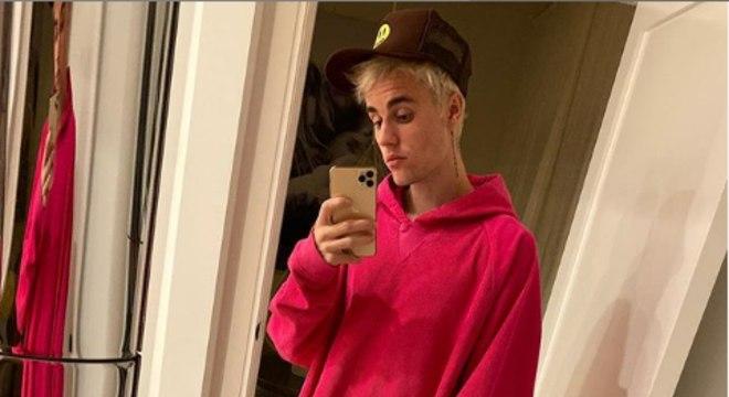 Justin Bieber afirma que medo o levou a ficar longe da música
