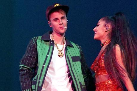 Justin e Ariana rebatem acusação de Tekashi 6ix9ine