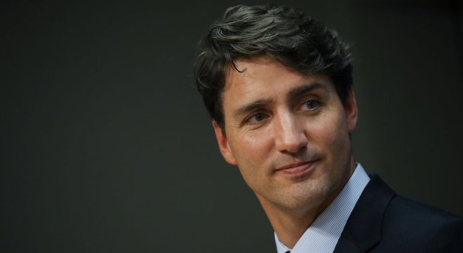 O primeiro-ministro do Canadá, Justin Trudeau, anunciou um imposto sobre carbono para quatro Províncias