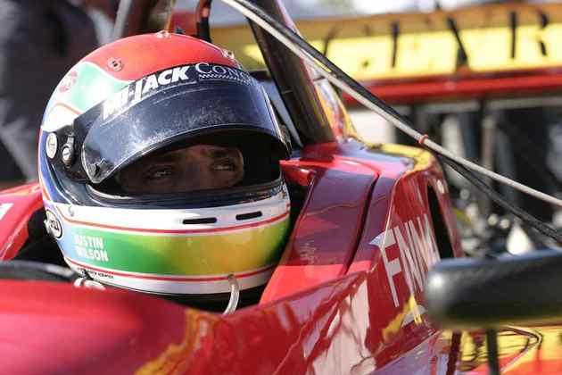 Justin Wilson fez apenas a temporada 2003 da F1, correndo por Minardi e Jaguar. No ano seguinte, foi para a CART e, depois, para a Indy. O inglês morreu em um acidente na etapa de Pocono em 2015
