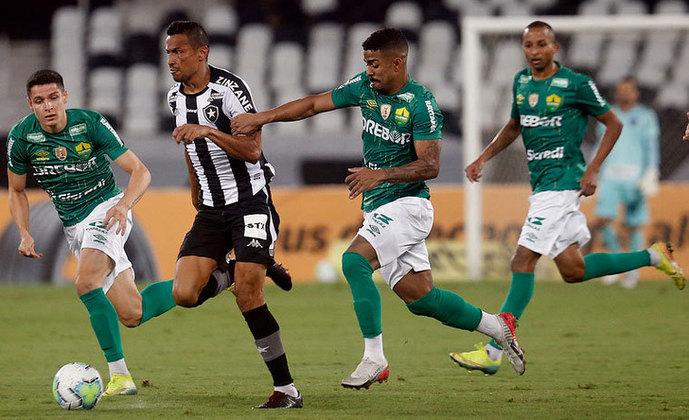 Juventude – 9 jogadores: Marcelo Carné (31 anos), Emerson Silva (35 anos), Eltinho (33 anos), João Paulo (36 anos), Elton (31 anos), Renan Bressan (32 anos), Wagner (36 anos), Roberto (35) e Rafael Grampola (33 anos)