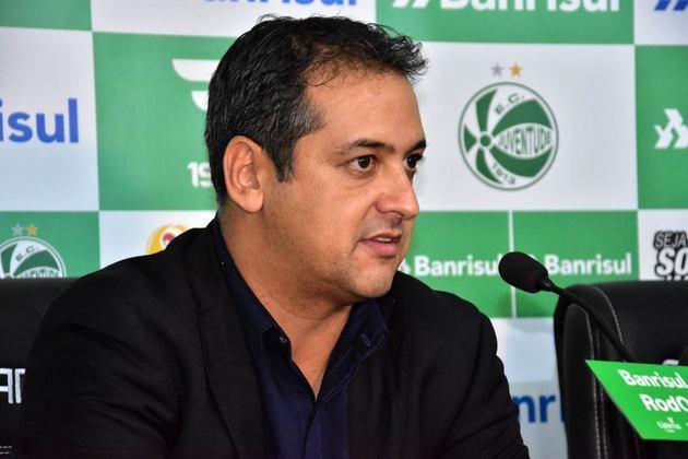 JUVENTUDE: Marquinhos Santos – no cargo desde fevereiro de 2021 / antecessor: Pintado