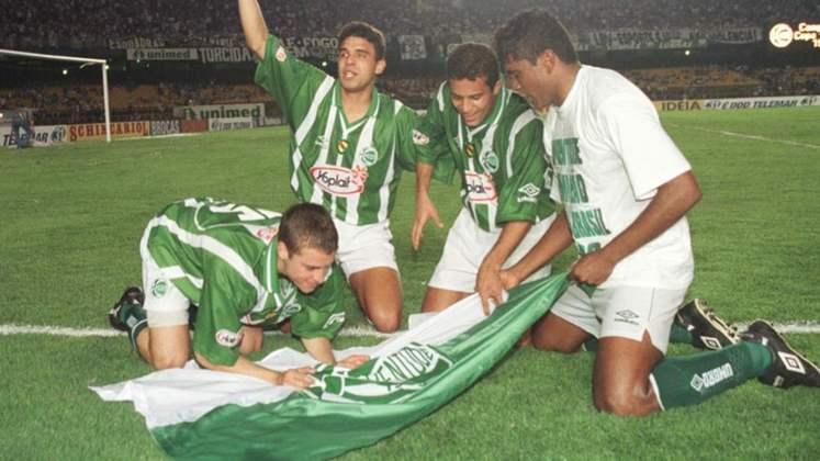 JUVENTUDE - Última conquista: Copa do Brasil 1999